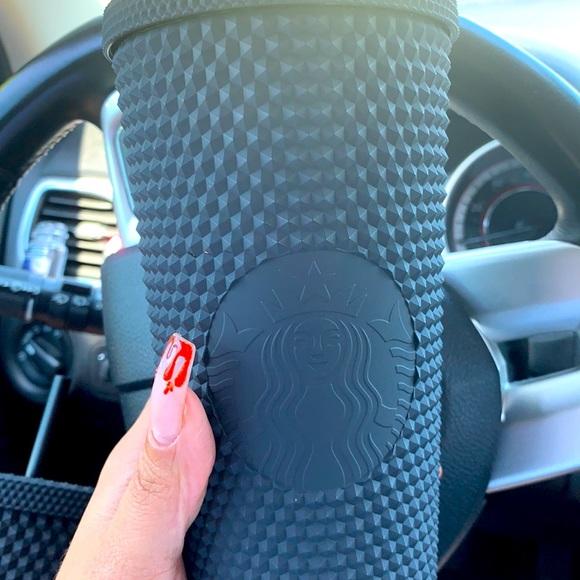 Brand new Starbucks black Matte venti tumbler